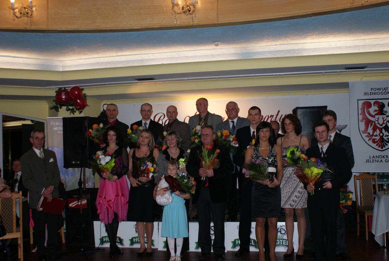 Bal Sportowca 2009