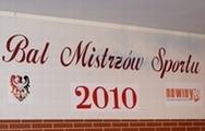 Bal Mistrzów Sportu – Karpacz 2010