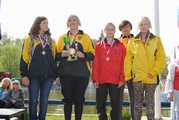 I Międzynarodowy Turniej Kajak Polo o Puchar KwisyGala Sportu Młodzieżowego 2010