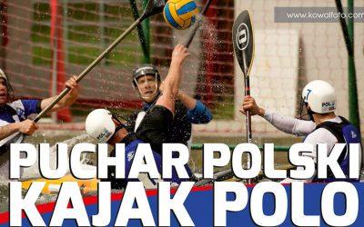 PUCHAR POLSKI KAJAK POLO
