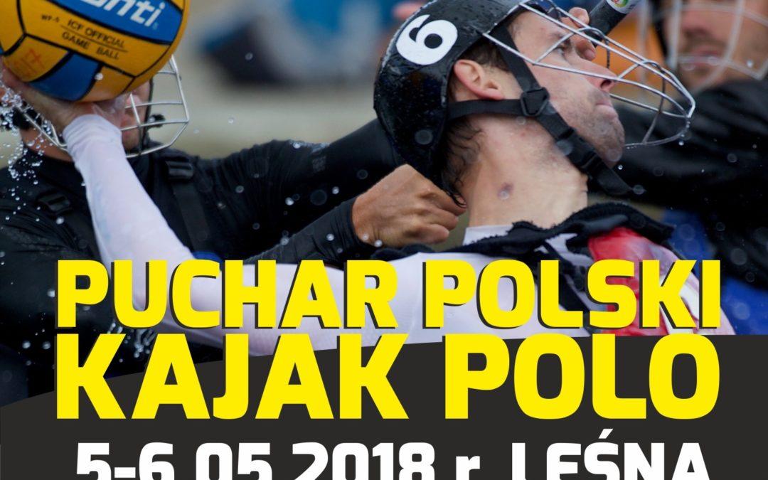 PUCHAR POLSKI KAJAK POLO 5-6.05.2018 r. w Leśnej